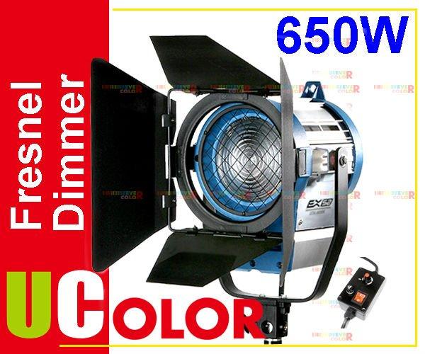 650 Вт Студия Вольфрамовая Фреска с диммером управления фонарь для телефона света непрерывного освещения