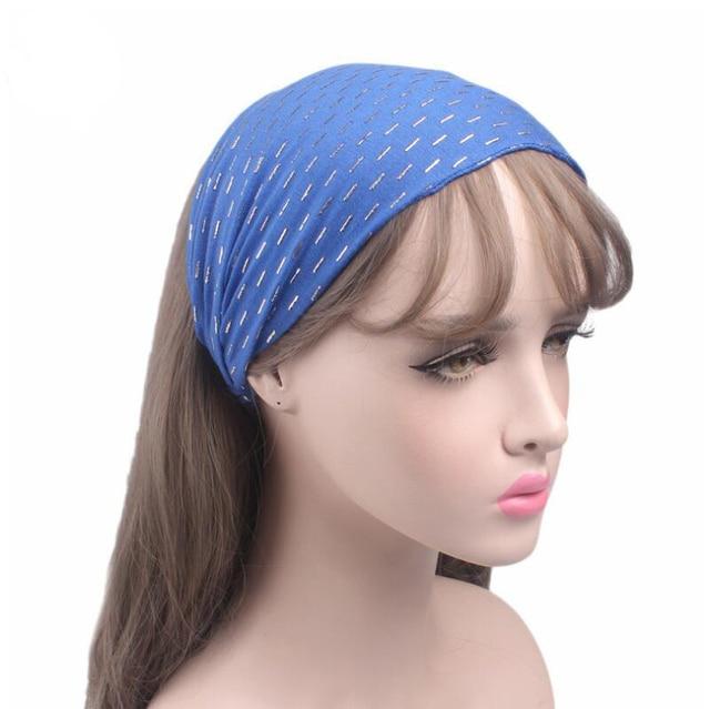 8ecf00c39fde63 Mode frauen stirnband Yoga haarband vintage haar-accessoire Europa Stil  frauen hairband sport stirnband frauen