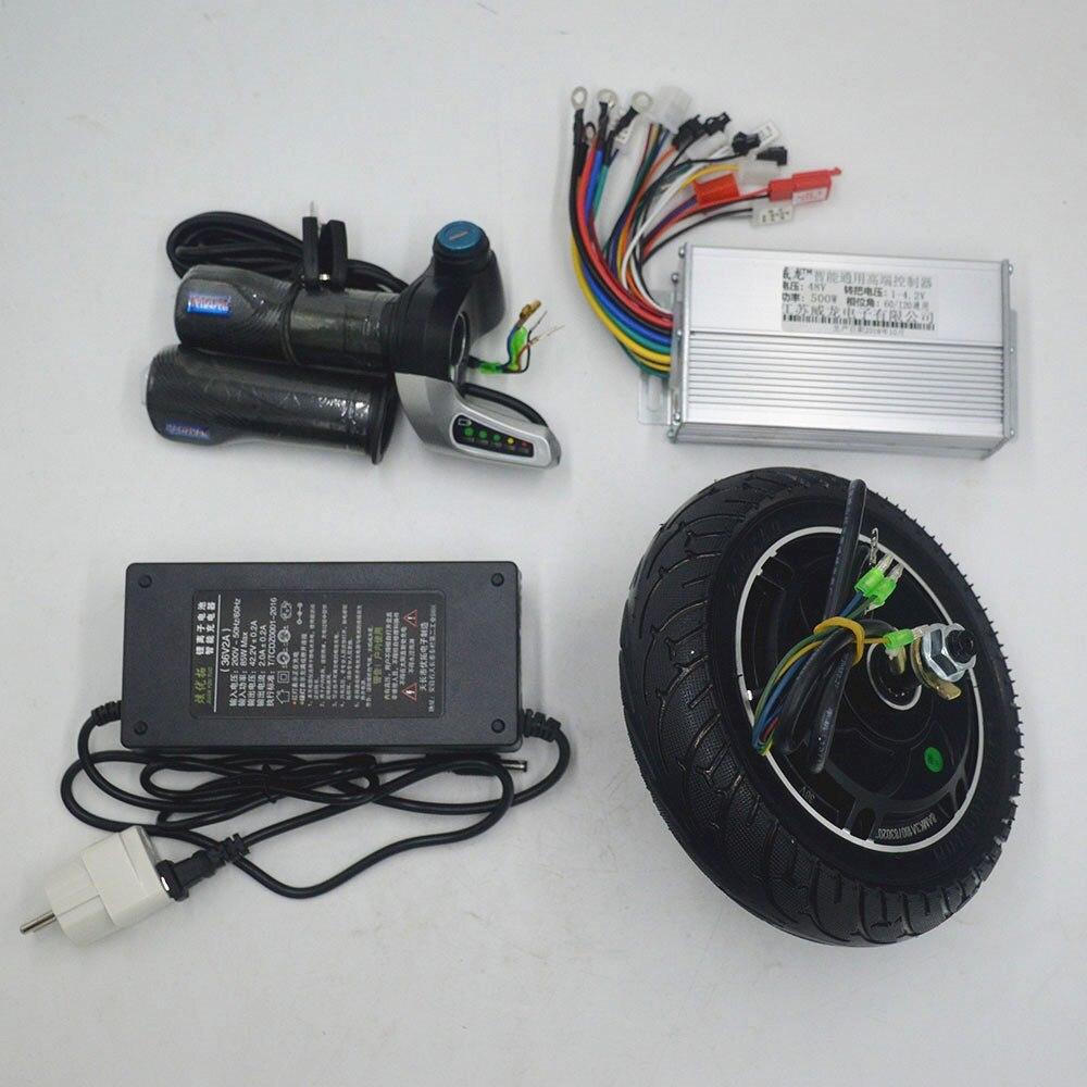Bicycle Electric Motor Kit Philippines: 36V 48V 350W Electric Bicycle Kit 8inch Hub Motor Kit For