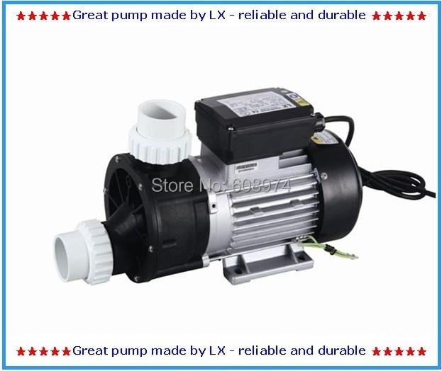 China LX  Whirlpool SPA Bath Pump, circulation pump JA50 0.5 HP - 370 Watts free shipping to Australia,Europe ,Sweden,Norway