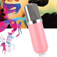BM 700 Professional Handheld Microphone Sound Recording Condenser Microphone For Radio Braodcasting Computer Stage Karaoke