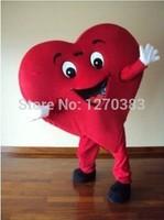Сердца костюм Талисман Любви сердца талисман Бесплатная доставка