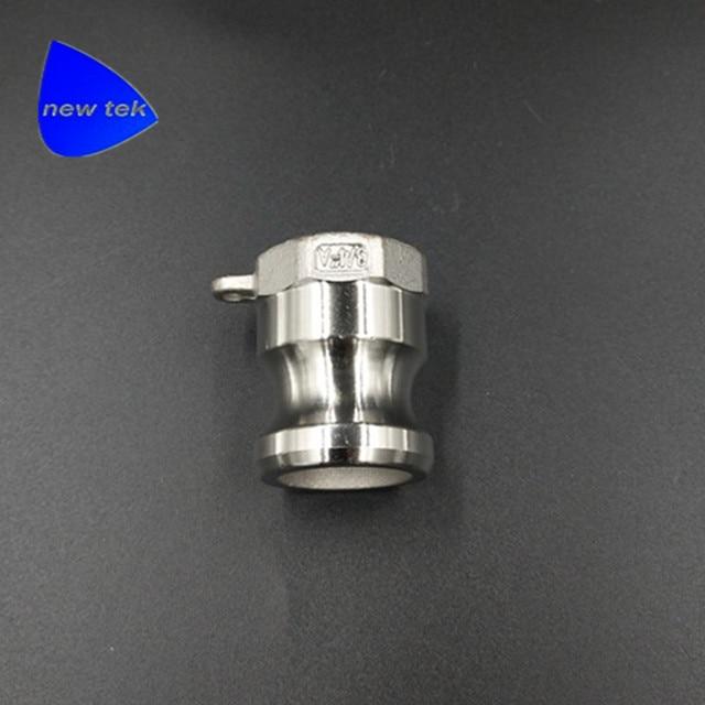 1/2 Zoll Typ A Weibliche Bsp X Männlichen Camlock Adapter Edelstahl Heimwerker Rohrverbindungsstücke