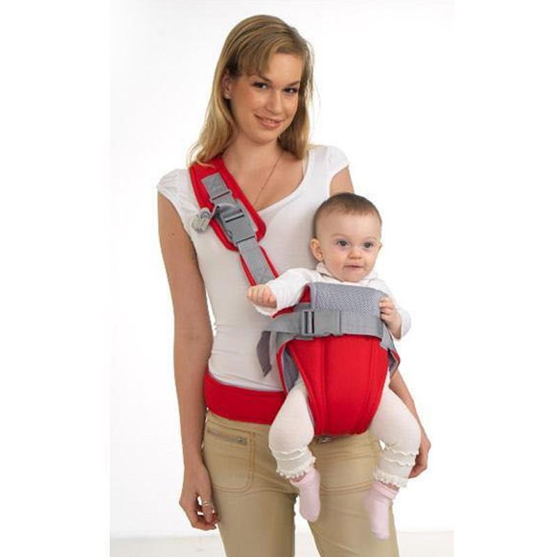 Ingyenes szállítás Ergonómikus Baby Carrier 360 hátizsák Baby Wrap Sling kisgyermek hordozó újszülött Csecsemő csecsemők hordozója