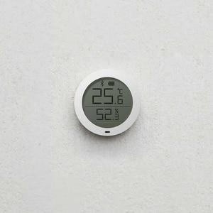Image 3 - Gebündelt Verkauf Xiaomi Lcd bildschirm Digitale Thermometer Mijia Bluetooth Temperatur Smart Feuchtigkeit Sensor/2 Feuchtigkeit Meter Mi Hause