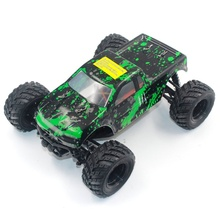 40km/h 1:18 Waterproof RC Truck 2.4G 4WD High Speed RC Racing Truck Remote Control SUV RC Crawler Drive Climbing RC Toy цена 2017