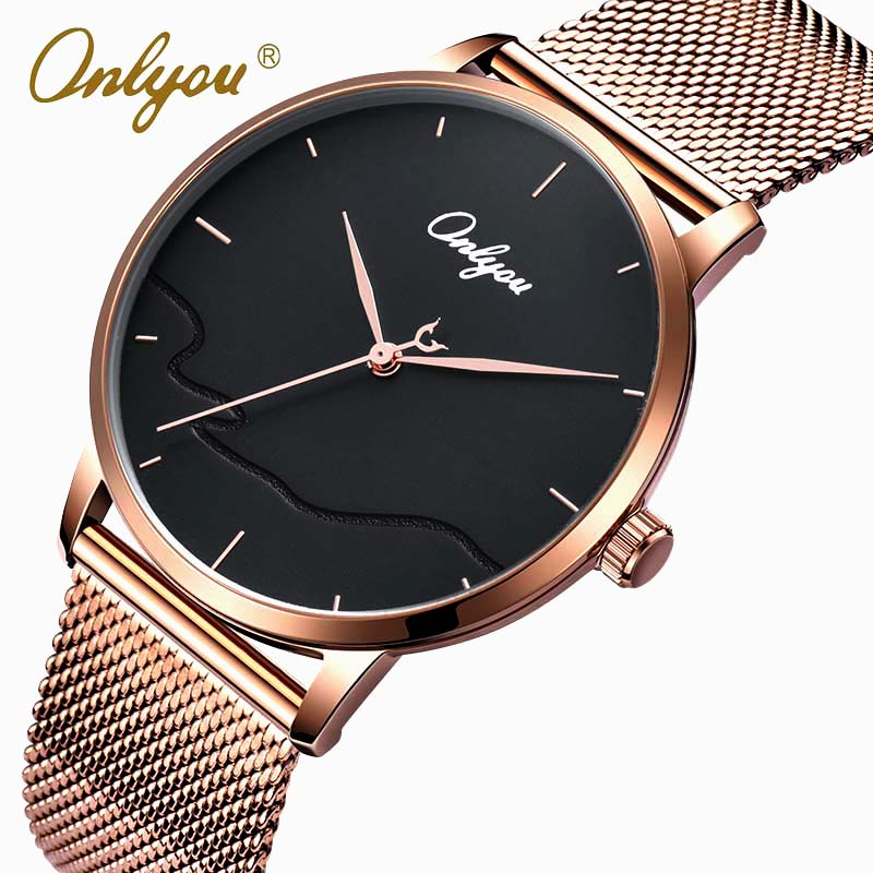 Men Watches Luxury Watch Men Ultra Thin Stainless Steel Mesh Band Quartz Wristwatch Fashion casual watches relogio masculino 2017 new fashion brand mcykcy casual quartz watch women ultra thin metal mesh stainless steel dress watches relogio feminino hot