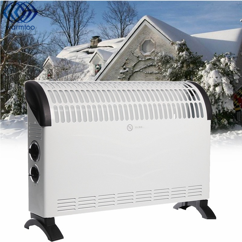 Home Heater Electric Heater Convection Warm Air Blower 1800W 220V  Instant Heat Living Room Home Keep Warm warm air blower heating elements fan heater electric heat pipe warming air machine tubular element unit heater parts