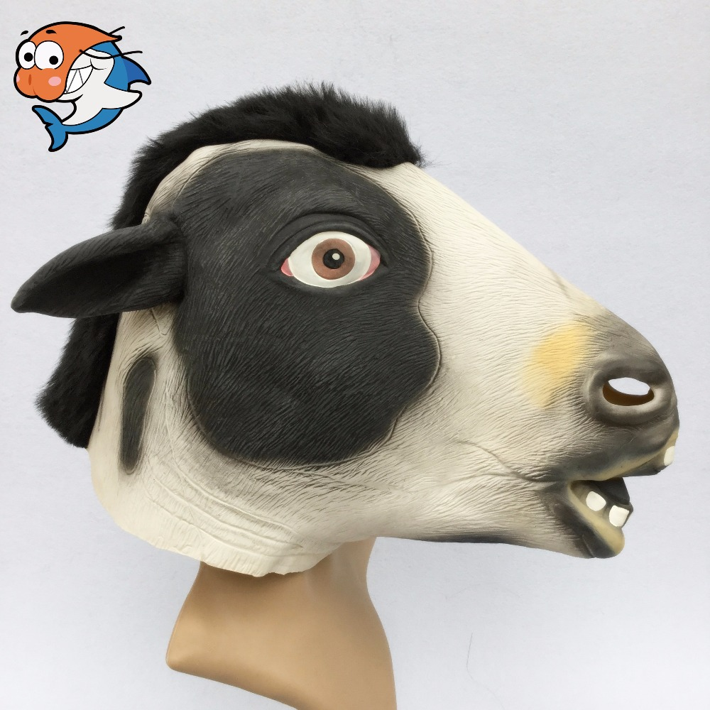 Popular Cow Mask-Buy Cheap Cow Mask lots from China Cow Mask ...