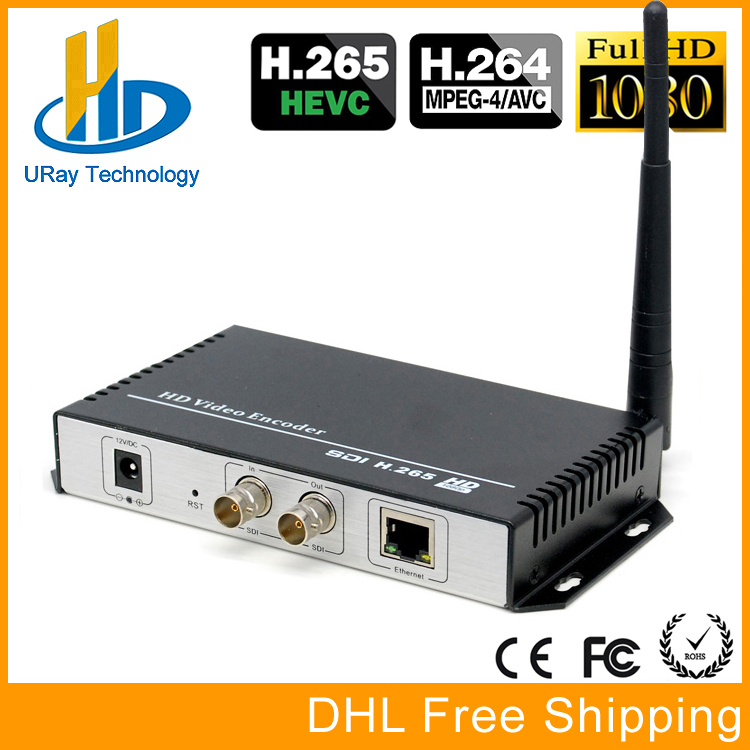 DHL Free Shipping H.265 H.264 SD HD 3G SDI To IP Streaming Video Wireless Encoder WIFI Encoder Support HTTP RTSP RTMP UDP ONVIF abba abba abba deluxe edition cd dvd