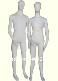 14e11f1f76fb adult flexible foam mannequins male female fullbody mannequin Shop Display  Bendy Mannequin Dummy car test land drill prop dummy
