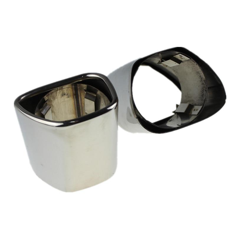 자동차 액세서리 배기 팁 스테인레스 스틸 자동 - 자동차부품 - 사진 5