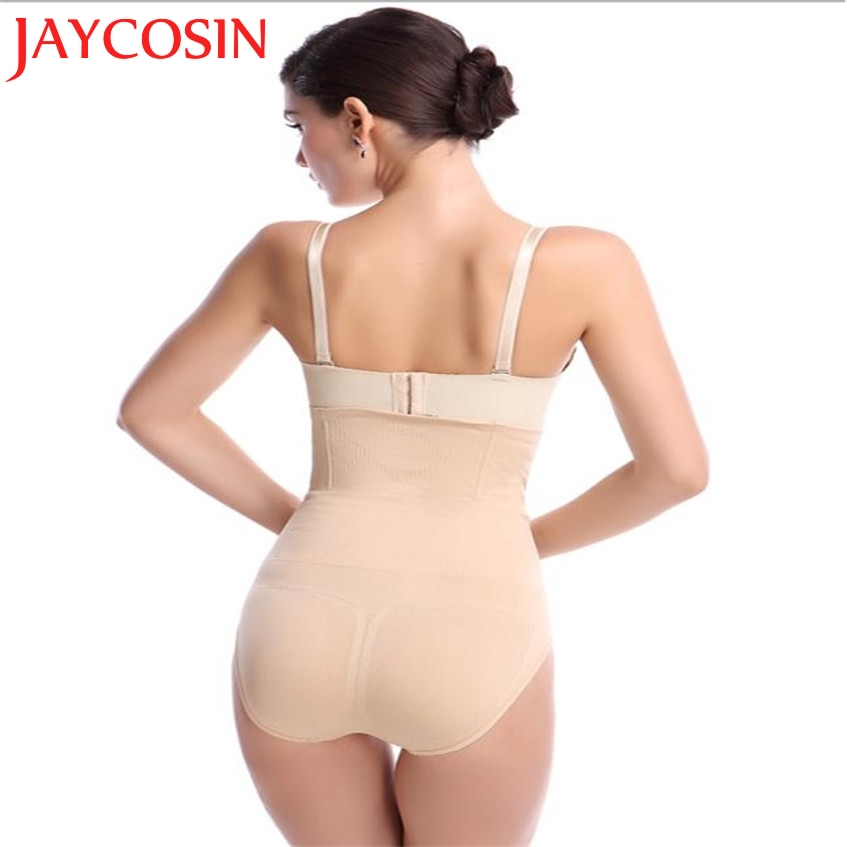 SIF 2016  Women Elasticity Slimming Shapewear Fat Burning Slim Shape Corset Pants
