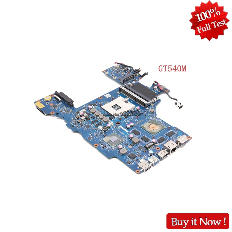 Nokotion PHRAA LA 7211P for Toshiba Satellite P770 P775 K000122840 laptop motherboard With nVidia GT540M Tested