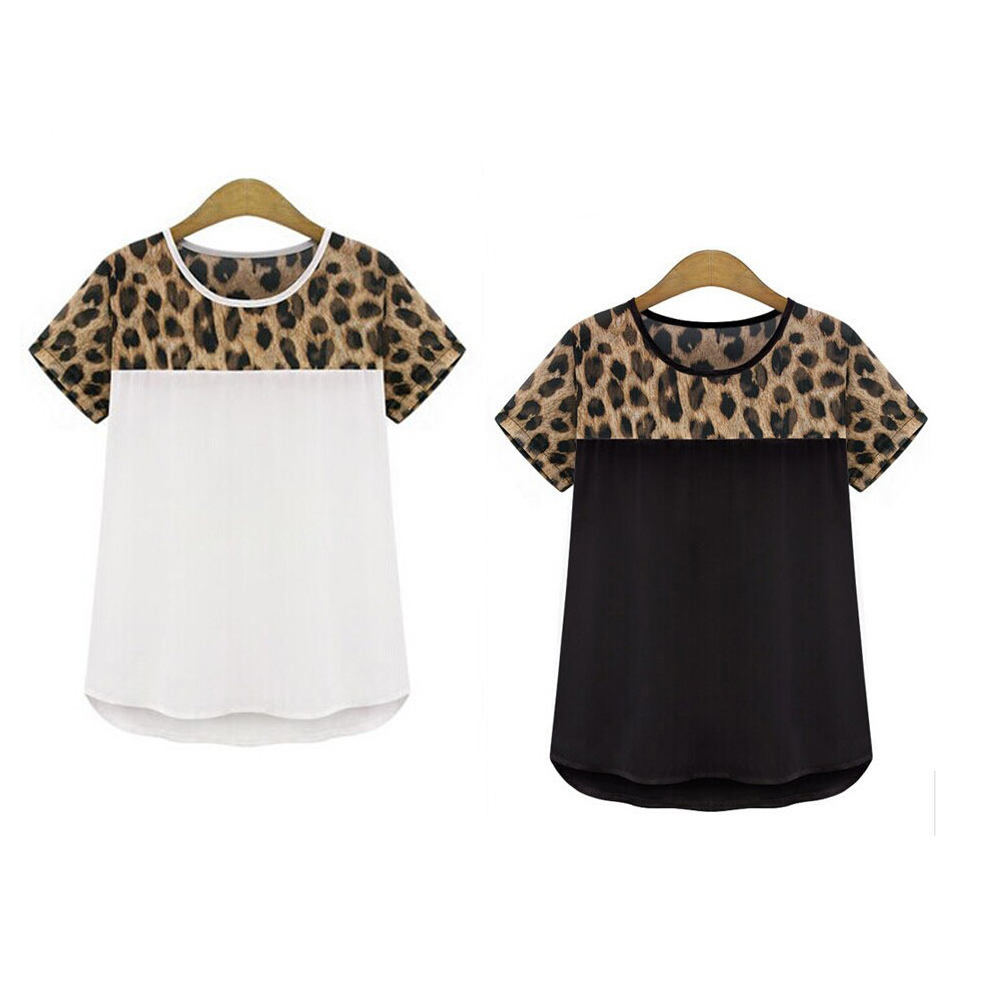 Short Sleeves Lightweight <font><b>T</b></font>-Shirts Women Summer Women'S Tops Home <font><b>Sexy</b></font> Chiffon <font><b>Haut</b></font> <font><b>Femme</b></font> <font><b>T</b></font> Shirt Women Poleras Mujer image