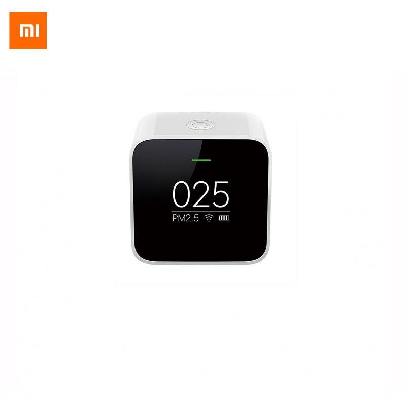 Original font b Xiaomi b font PM2 5 Detector Sensor Air Quality Monitoring High precision Laser