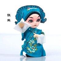 Decoração Artes artesanato presentes da menina casar Tang Fang grátis pessoas enfeites de boneca boneca artesanato criativo Casa Mobiliário deco