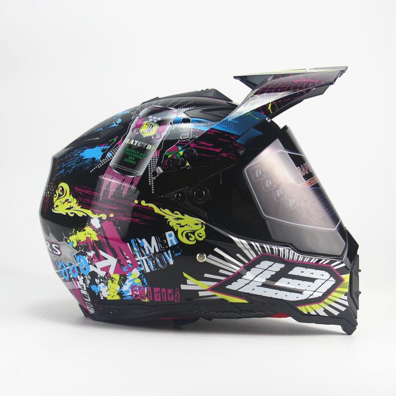 car styling Motocross motorcycle helmet full face off road ATV Dirt bike Downhill MTB DH racing helmet cross Helmet capacetes