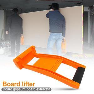 80KG Load Panel Carrier Floor Handling Gypsum Board Extractor Lifter Plasterboard ABS Gripper Handle Panel Carrier Lifting Tools