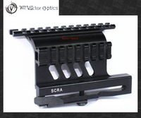 Vector Optics Tactical AK Series Double Picatinny Weaver Rails QD Side Mount Quick Release Style fit 47 / 74 accessories