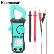 kaemeasu Mini Digital Clamp Meters Multimeter 6000 Count automatic digital meter Electrician Measuring Tool KM-CM21C цены