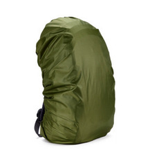 210D Rain Bag cover 80L Protable high quality Waterproof Backpack Anti-theft Outdoor Camping Hiking Cycling Dust Rain Cover(China)