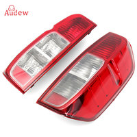 2Pcs Tail Light Assembly Car Rear Tail Light Driver Passenger Lefr Right Side For Nissan NAVARA