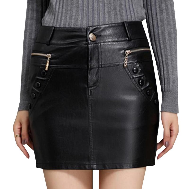 Online Get Cheap Leather Mini Skirt 4xl -Aliexpress.com | Alibaba ...