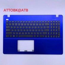 Русская клавиатура для ноутбука ASUS R510C R510E R513C K550J R513E F550 K550V K550JK F552 topcase клавиатура с крышкой C