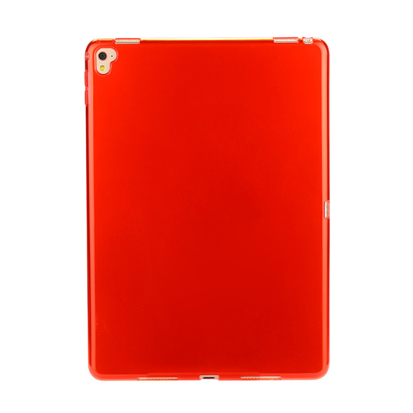 New 2017 For Ipad Air 2 9.7'' Ultra Clear Soft Gel Silicone TPU Thin Colorful Case Cover drop shipping 0706 nice flexible clear soft tpu silicone back cover for apple ipad air 2 case cover slim thin skin smart cover partner