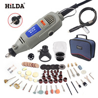HILDA Dremel Style Mini Drill Tools Electric Variable Speed Rotary Tool With Mini Power Tools Flexible