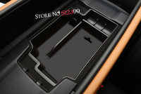 FOR BMW 5 SERIES SPORT G30 2017 2018 Interior Accessories Armrest Console Central Storage Box Container