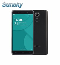 Оригинал DOOGEE F7 Android 6.0 MTK6797 Дека Ядро Мобильного Телефона 3 Г RAM 32 Г ROM Сотовый Телефон 5.5 Дюймов 3400 мАч Отпечатков Пальцев смартфон