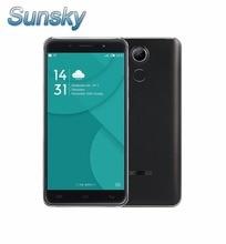 Ursprüngliche doogee f7 android 6.0 mtk6797 deca core handy 3G RAM 32G ROM Handy 5,5 Zoll 3400 mAh Fingerabdruck Smartphone