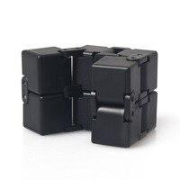 Figet Cube 3D Puzzle Toys Factory Wholesale Stress Infinite Cube Deformation Cube Fashion Stress Relief Fidget