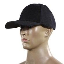 Унисекс Лето Весна Кепки из хлопка для женщин твердая спортивная бейсбольная кепка бейсболки кепки пустая Кепка для гольфа