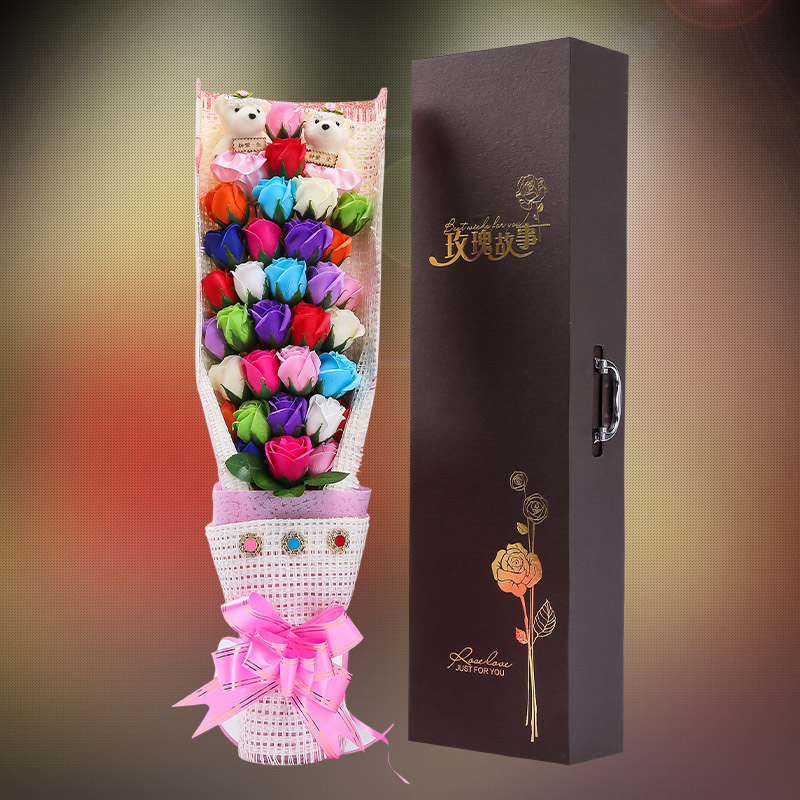 Practical Romantic Birthday Gift To Send His Girlfriend A Surprise Wife Girls Creative Novelty Confession Artifa On Aliexpress