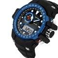 Top Marca Mens Sports Relógios LED Digital Relógio de Pulso dos homens de Moda Ao Ar Livre À Prova D' Água Relogios Masculino Reloj Hombre