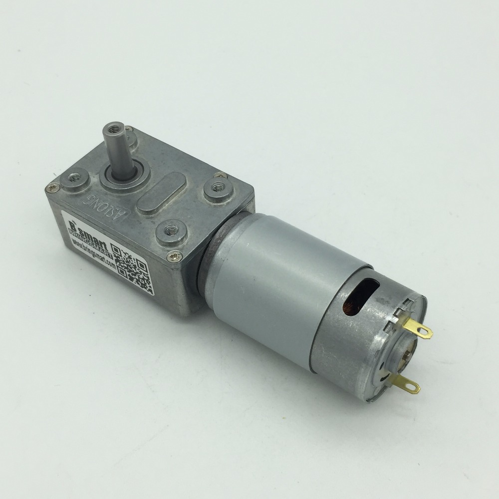 Buy jgy 395 worm gear motor dc 12 volt for 12 volt dc gear motor