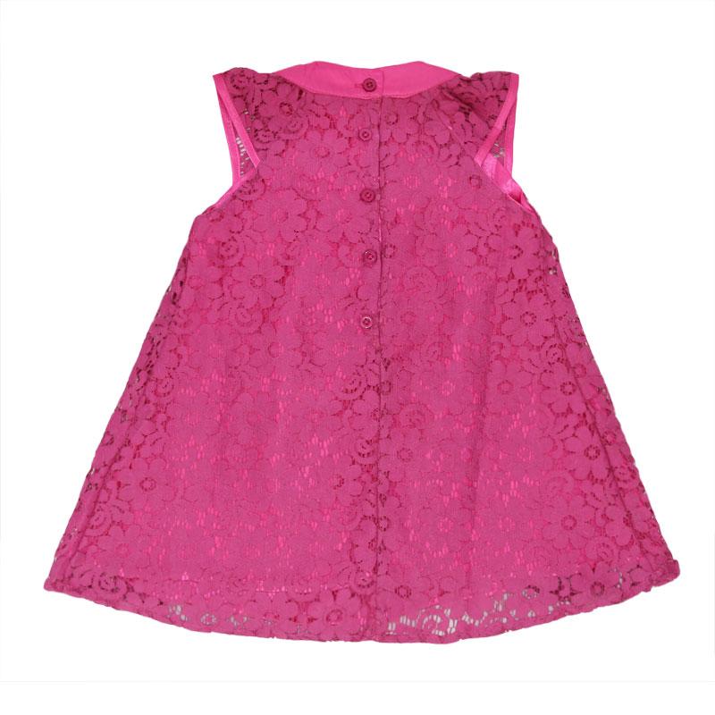 HTB1SKBshRcHL1JjSZJiq6AKcpXaa - AiLe Rabbit Summer Style Lace Girls Dress Baby Girls Casual Dresses Children's Clothing Vestidos Infantis Toddler Girl Clothing