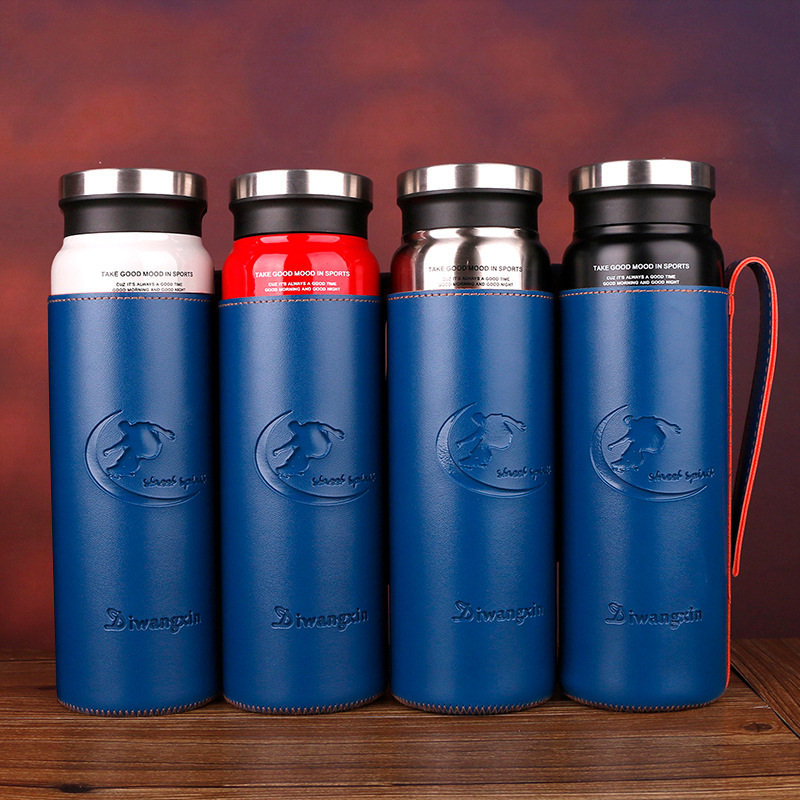 700ml High Grade Thermal Cup With Cover Vacuum Flask Heat Water Tea Mug Thermos Coffee Mugs Insulated Stainless Steel Travel