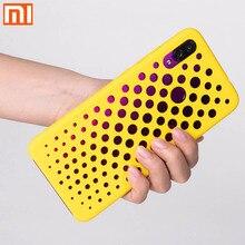 Étui dorigine Xiaomi redmi note7 coque de protection en silicone liquide étui de protection à rabat Sabic housse mate pour MI Redmi Note 7