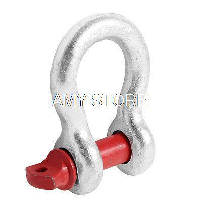 5/7 Metal Red Screw Pin Type Anchor Bow Shackle Rigging 3 1/4 Ton плита поверочная ground anchor page 7