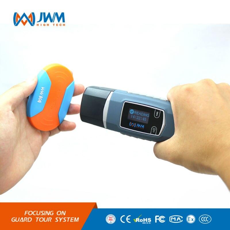 Nuovo Prodotto RFID di giro della protezione di sistema, a lungo raggio pattuglia della guardia di sistema con free cloud software