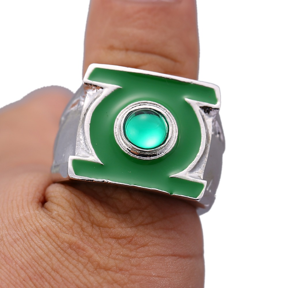 buy wholesale green lantern ring from china green