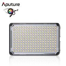 Aputure al H198C светодиодный свет Amaran CRI 95 + лампа 5500 К 3200 К затемнения для Canon Nikon Pentax DSLR камеры видеокамера