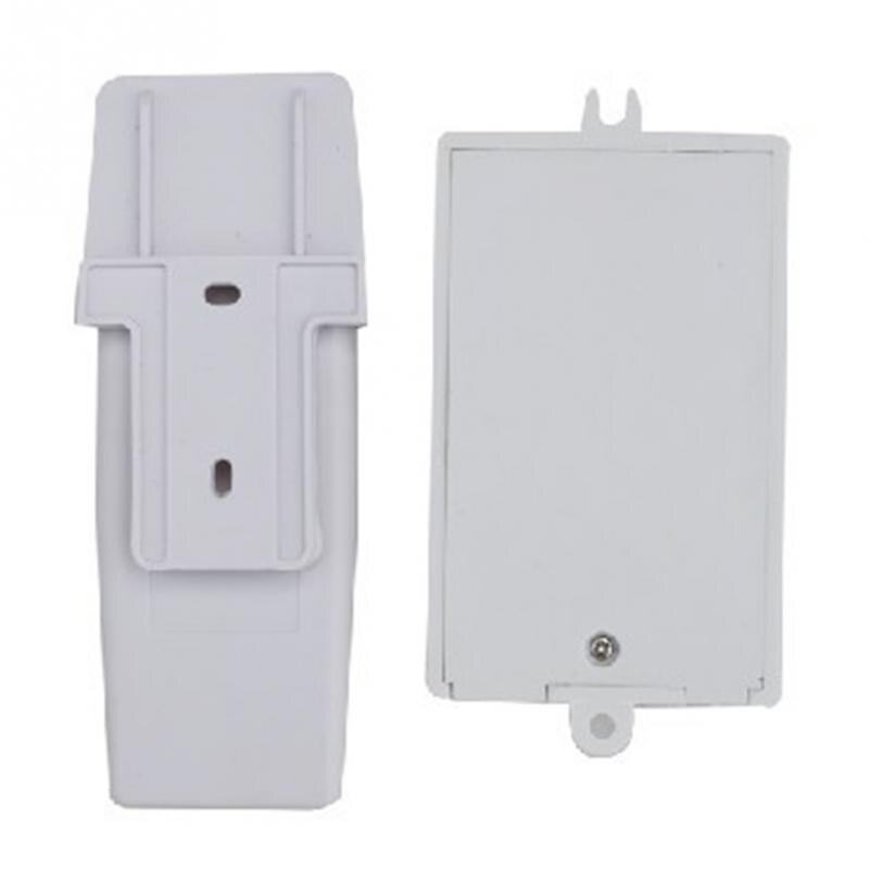 CUHAWUDBA Jw-T02 Control Remoto Inal/ámbrico 315 MHz Control Frontal para Pantallas de Proyectores El/éctricos Cortinas El/éctricas//Torre Puerta de Garaje