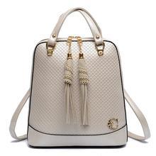 Стейси мешок 072916 горячие продажа леди мода кожа PU рюкзак женский сумка