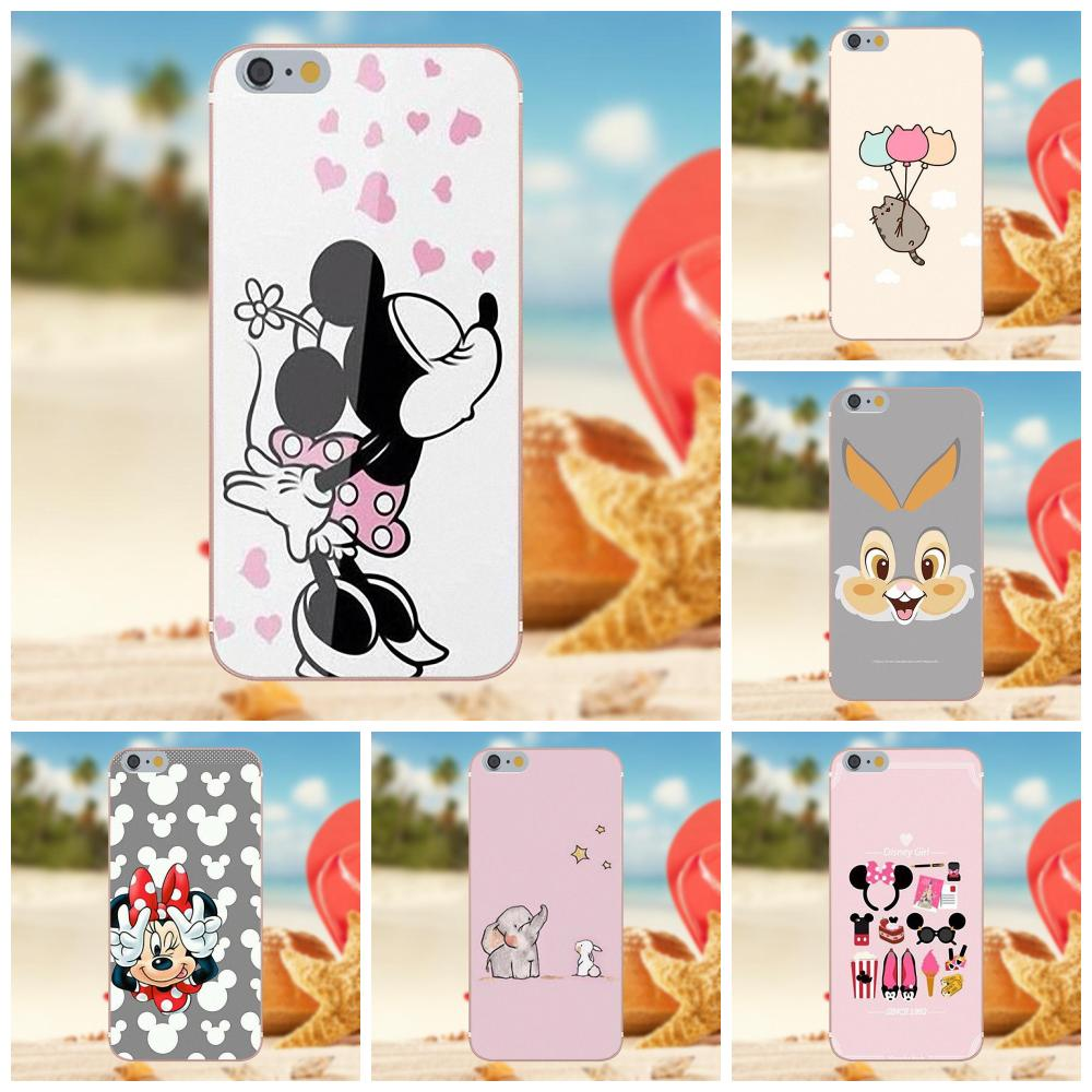 COVER IPHONE 7 MINNIE  Alpha Store