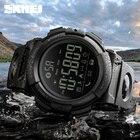 ①  SKMEI Bluetooth Smart Watch Мода Открытый Шагомер Калорий Удаленная Камера Спортивные Часы 50 М Водо ✔